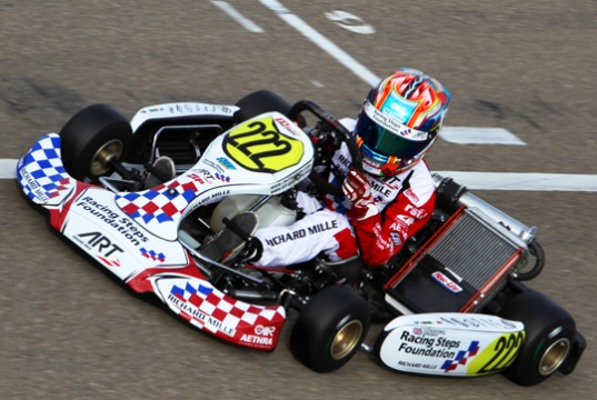 Consistent weekend for ART Grand Prix in Zuera