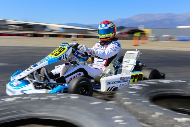 Challenge of the Americas Rd.2 – CalSpeed results