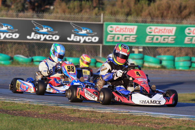Jayco join as co-presenting Partner of Australian Kart Championship