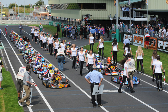Rotax Euro Challenge back to the home of motorsport