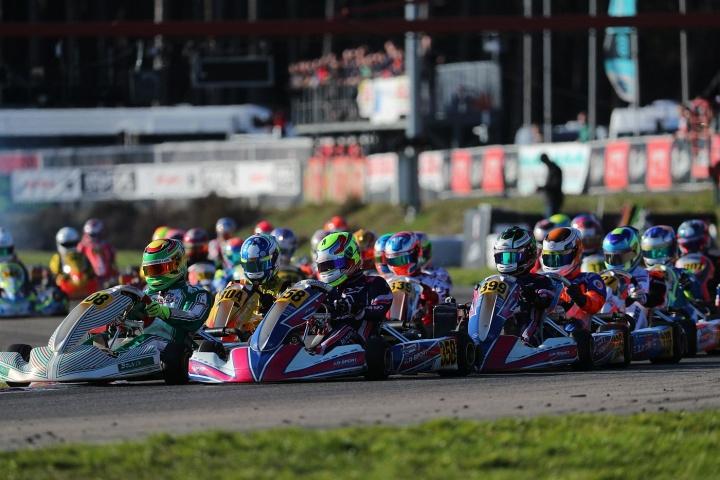 RMCET - The European season started in Genk