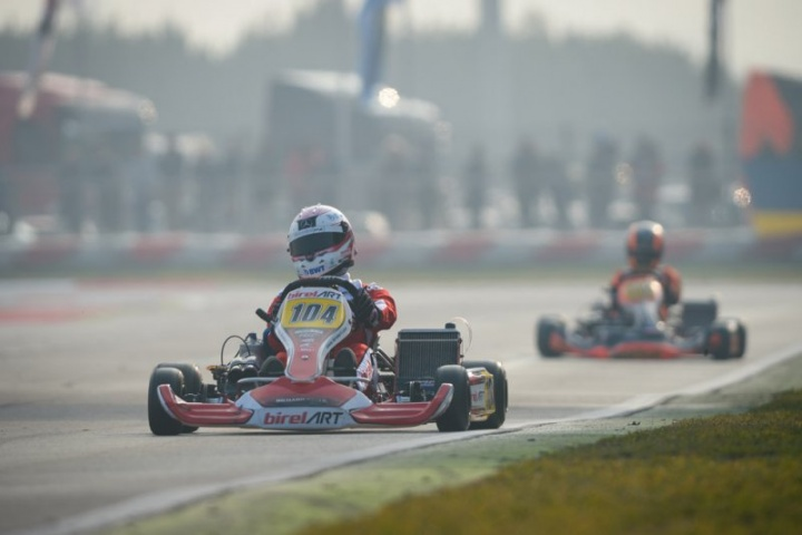 Birel ART on the road to success