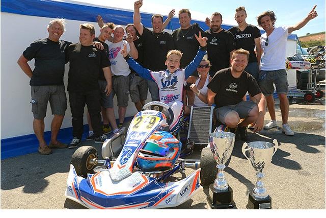 "VDK Racing: ""OK engines represent a very positive development"""