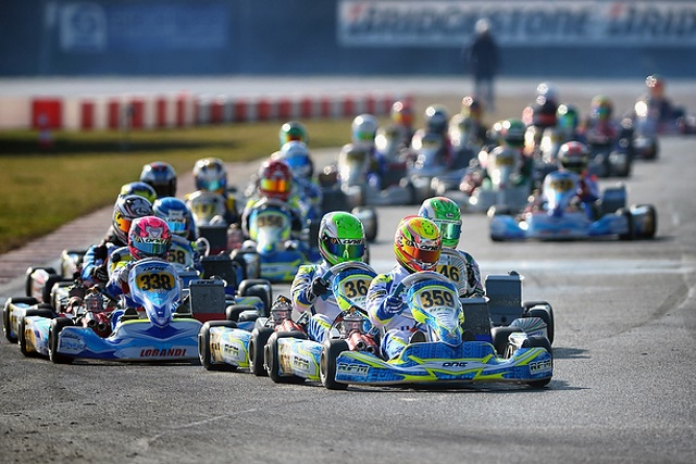 OK and OK-Junior confirm their qualities at the Winter Cup