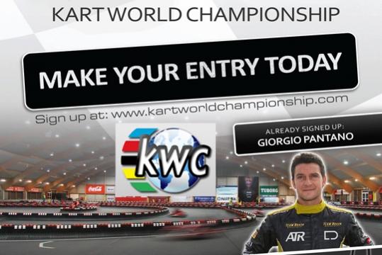 KWC at Racehall to field Pantano among top drivers