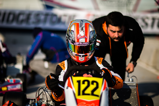 Winter Cup 2016: Sodi starts strongly