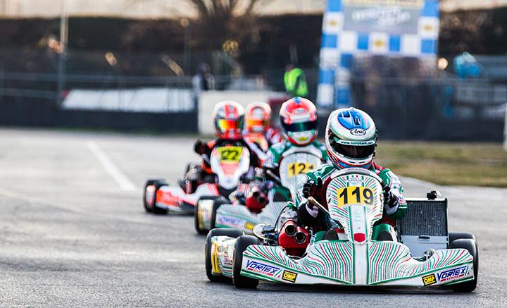 2017 season starts from Adria