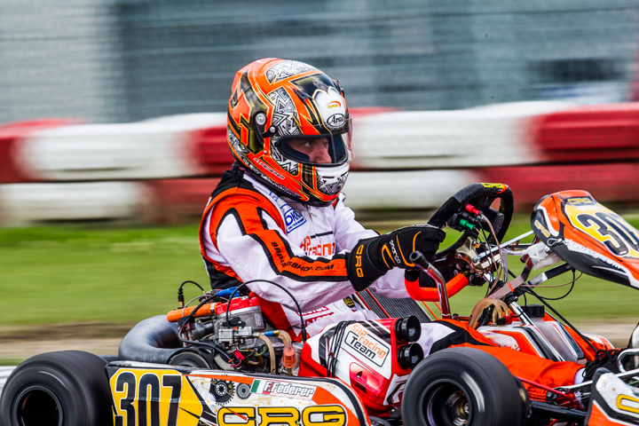 """KZ2 – Federer: """"With dry track we can be protagonist"""""""