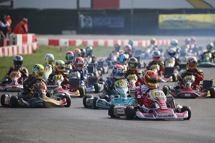 28th Trofeo Andrea Margutti, South Garda Karting - March 26 2017