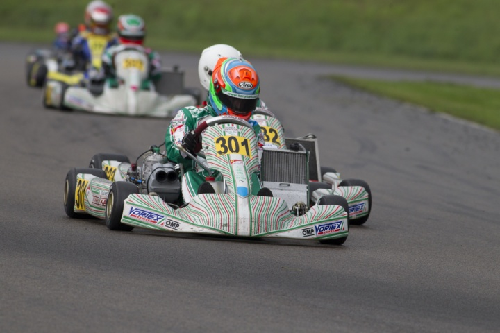Tony Kart focused on World KZ Champioship