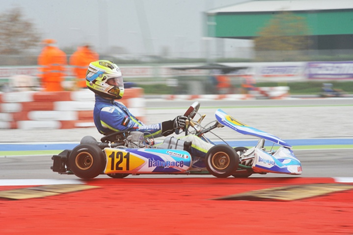 WSK Final Cup, Adria - 1st round, November 5th 2017
