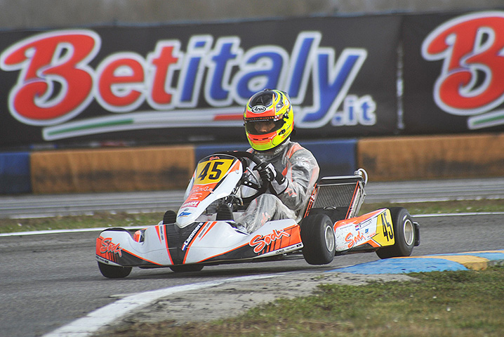 Change of leaders in the WSK Super Master Series standings