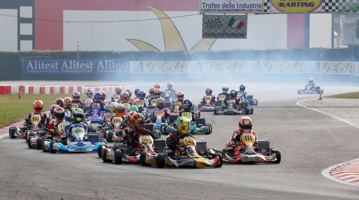Eying an open and very hard-fought 46th Trofeo delle Industrie in Lonato