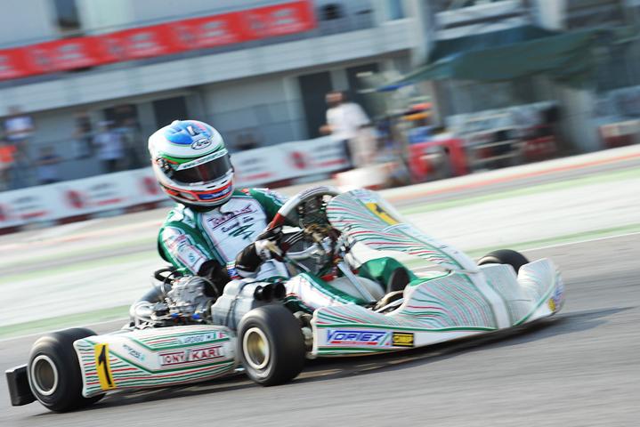 WSK Final Cup, Adria Karting Raceway - October 2 2016