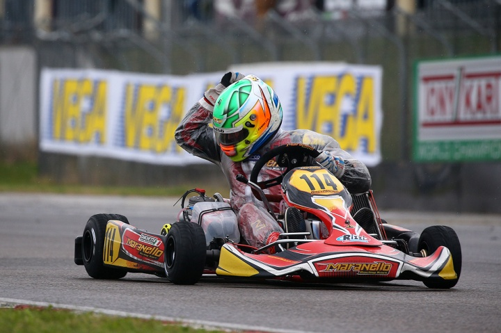 Italian ACI Karting Championship, South Garda Karting - Round 1, May 1 2017
