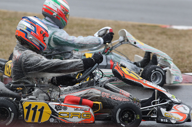 A lot of champions charging for victory at the 20th Winter Cup