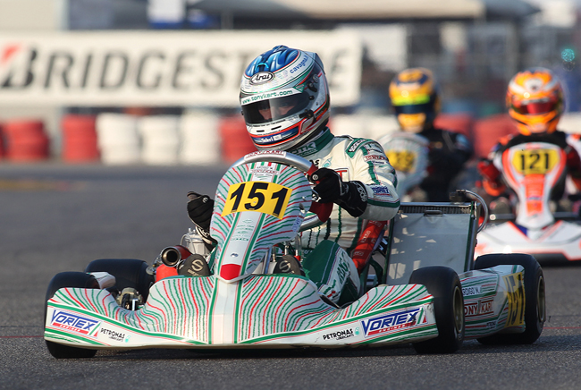 Engines on in Lonato for the 20th Winter Cup