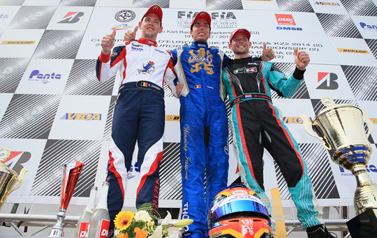 All results from Wackersdorf