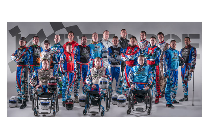 Kartforce & Team Brit world leaders in disability motorsport