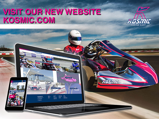 The new Kosmic Kart website is now online
