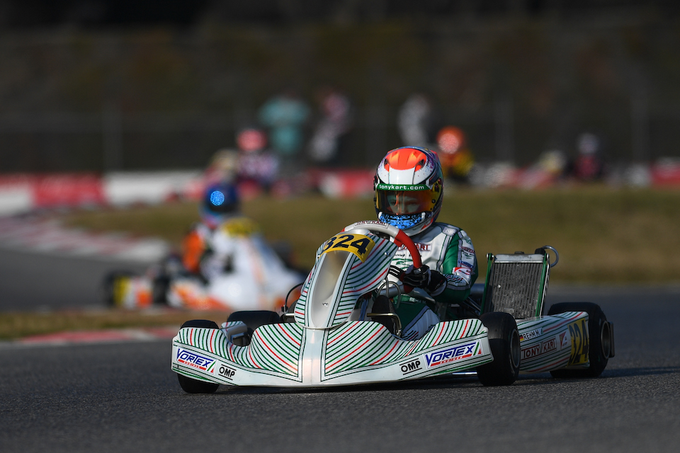 Bitter Finale for Rehm at the Winter Cup
