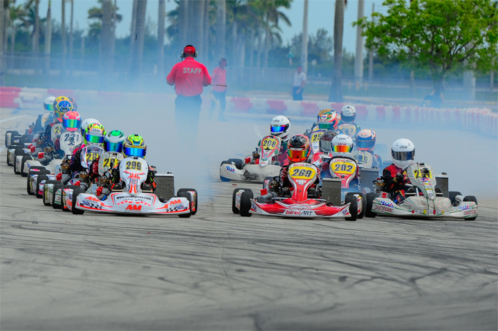 ROK Cup USA Midwest Championship - Engine rental program available