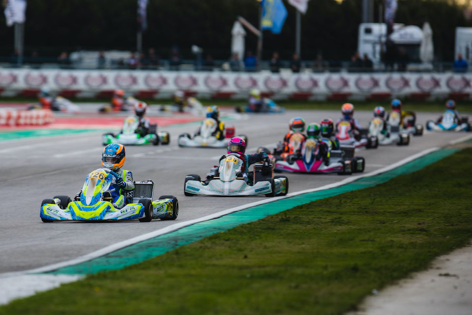 Van Hoepen ends 2019 with a good comeback at Adria
