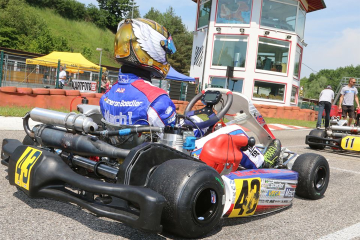 Mach1 Motorsport impresses in Ampfing