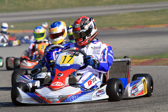 Mach1 Motorsport starts into the DKM season with a second place