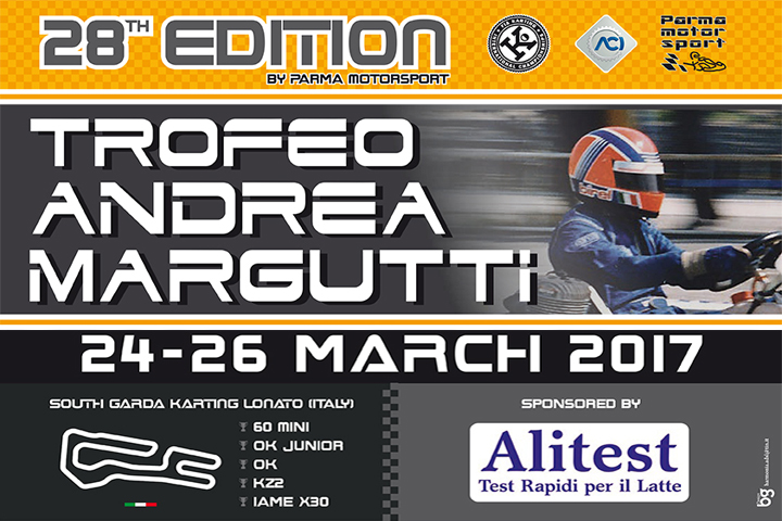 Entry lists of the Andrea Margutti Trophy are open