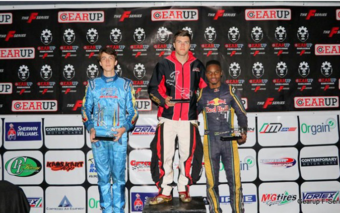 Strong Finish For Modena Engines at final round of Gearup F Series