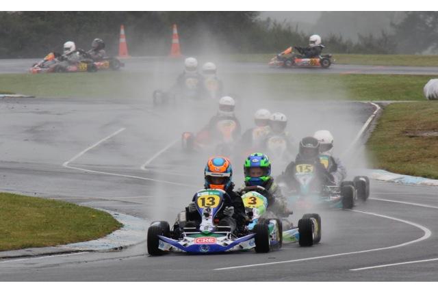 Osborne and Sceats impress at first CRC Speedshow Top Half Series round
