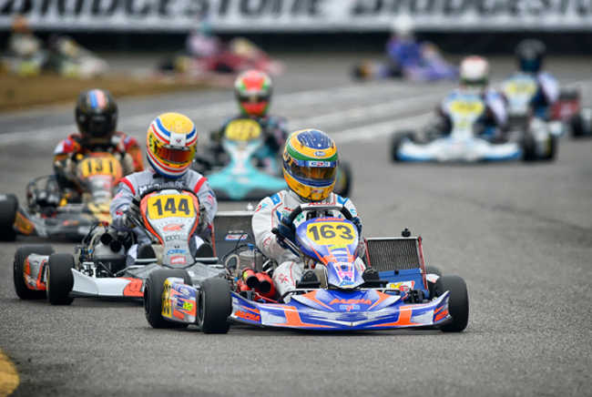 International success for Alpha Karting at the 20th Winter Cup