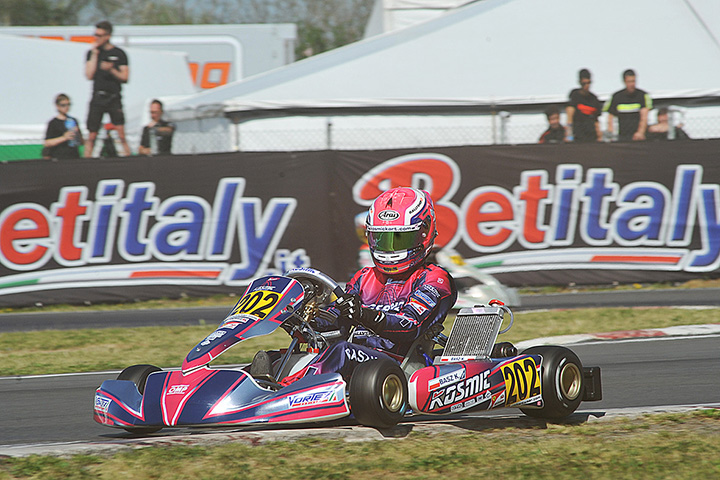 The WSK Super Master Series comes to an end