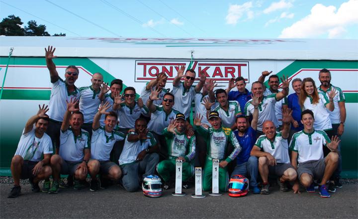 European KZ Champions