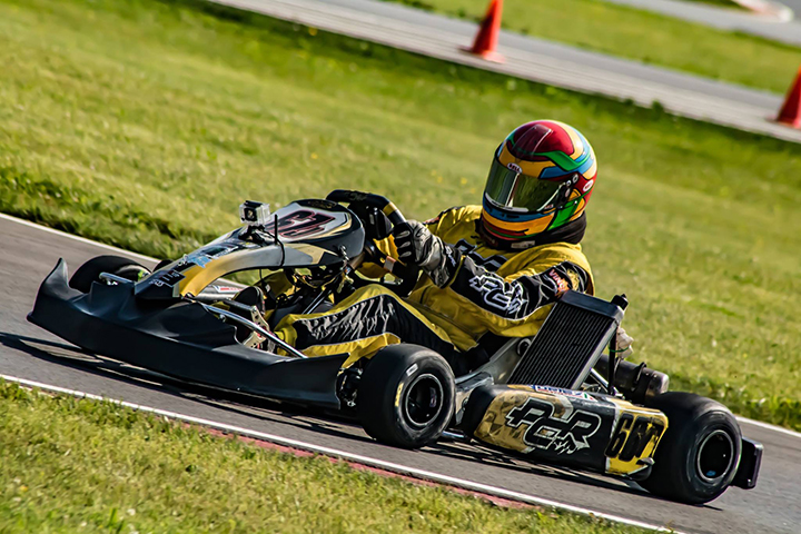 Checkered Motorsports Launches 2017 Season at Florida Winter Tour