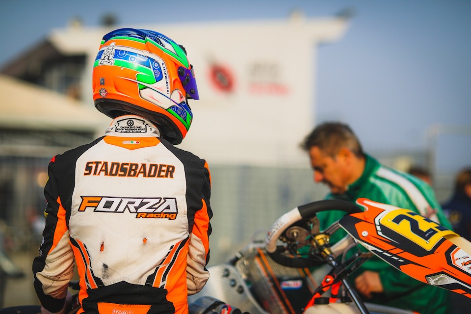 Good performance for Stadsbader in Adria