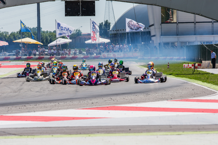 At what point are OK karts? | Kart News