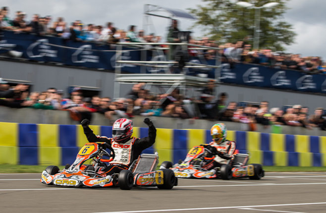 KZ Finale lives up to expectations. Pex crowned, Ardigò spectacular