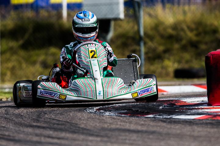 CIK-FIA European Championships, Genk International Karting Circuit – Free practice & qualifying