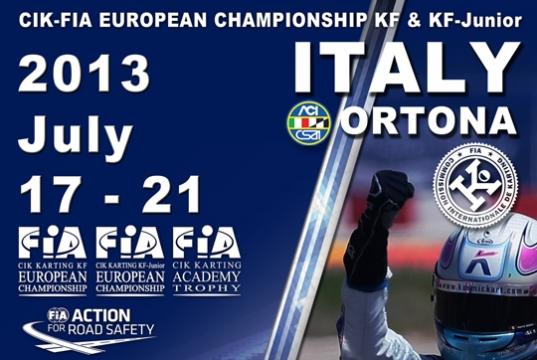 All set in Ortona