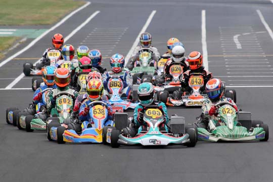 ROTAX MAX Euro Challenge ahead of thrilling Final