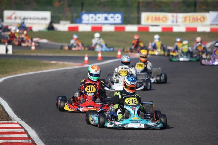 Trofeo delle Industrie - Final races