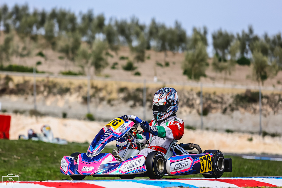 RMC Winter Cup - Campillos, Friday Report