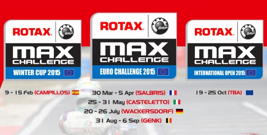 RGMMC announces 2015 calendar