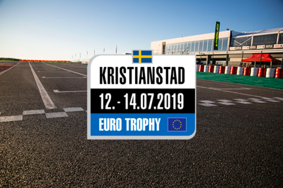 It's time for Kristianstad for RMCET drivers
