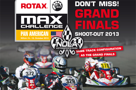 The Pan-American Challenge comes to New Orleans