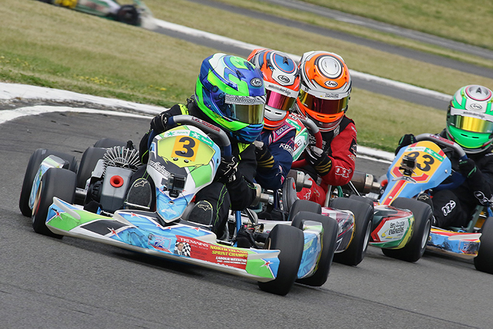 The ROK Cup New Zealand will start this week-end