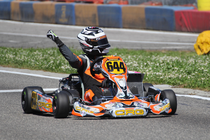 Exciting final Day for Euro Challenge in Italy