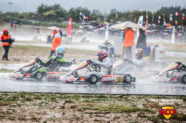 Bad weather spoils Rotax Grand Finals closing day